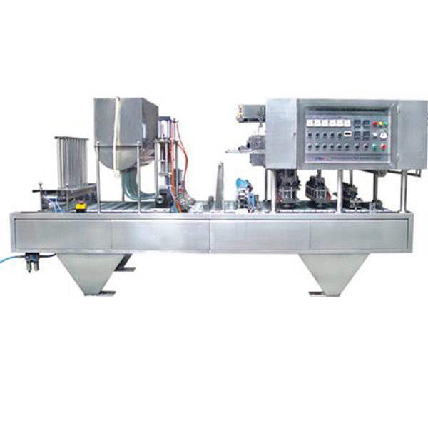 BG60A Can Sealer Cup Filling Sealing Machine